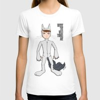 wild things T-shirts featuring Wild Things by Kenneth Shinabery