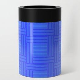 Elour Blue Tile Can Cooler