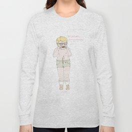 mmm... Long Sleeve T-shirt