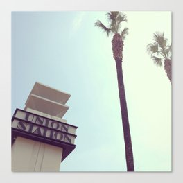 Union Station - Los Angeles Canvas Print