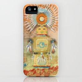 Digital Indian 2 iPhone Case