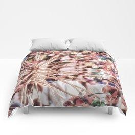 Pink Rehiletes Comforters