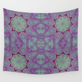 Geometric Stars Wall Tapestry