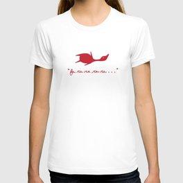 fa ra ra ra ra . . . T-shirt