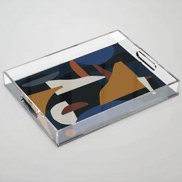 Warmer Nights Acrylic Tray