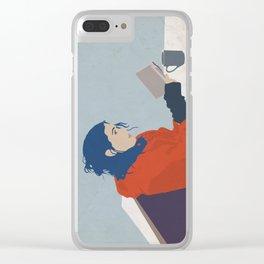 Eternal Sunshine Clear iPhone Case