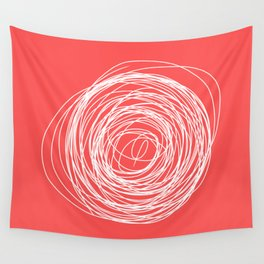 Nest of creativity Wall Tapestry