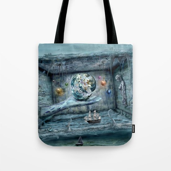 Save our World 20  Tote Bag