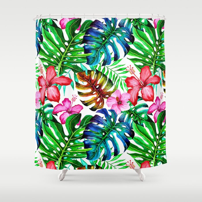Jungle Fever Shower Curtain By Artdekay880 Society6