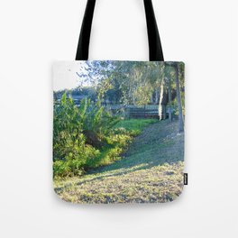 Florida Landscape Tote Bag