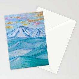 Colorado Blues Stationery Cards