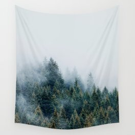 Deep in the Woods Wall Tapestry