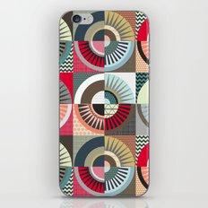 London Beauty iPhone & iPod Skin