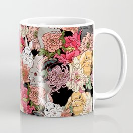 Because Bunnies Coffee Mug