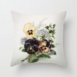 Fiolen Throw Pillow