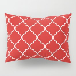 Quatrefoil - Candy Pillow Sham