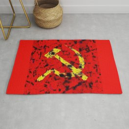 The Hammer and The Sickle Rug
