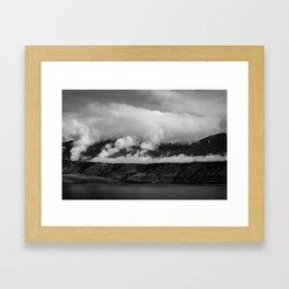 Cloudscapes – II Framed Art Print