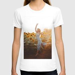 flower photography by Blake Cheek T-shirt