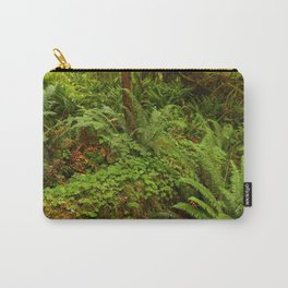 In The Cold Rainforest Carry-All Pouch