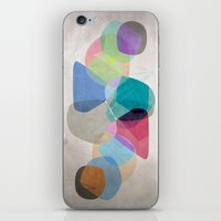 the 100 iPhone & iPod Skins featuring Graphic 100 by Mareike Böhmer