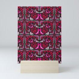 Rock-n-Roll Hearts Mini Art Print