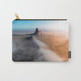 Shiprock volcanic formation in New Mexcio Carry-All Pouch
