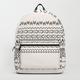 European Traditional Pattern Backpack