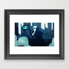 Heart's Guard Framed Art Print