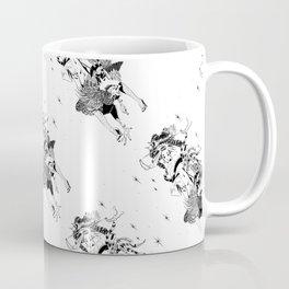 cocktail oiran girl Coffee Mug