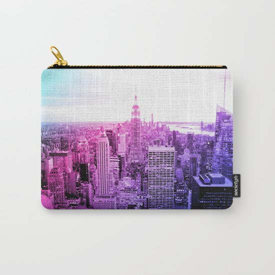 New York City : Pastel  Carry-All Pouch