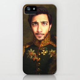 His Infernal Majesty iPhone Case