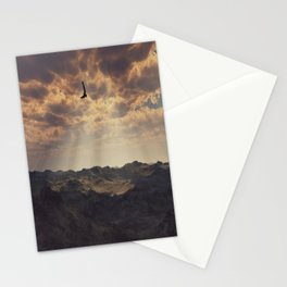 Light in the Valley Stationery Cards
