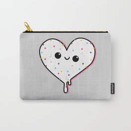 heart of ice (cream) Carry-All Pouch