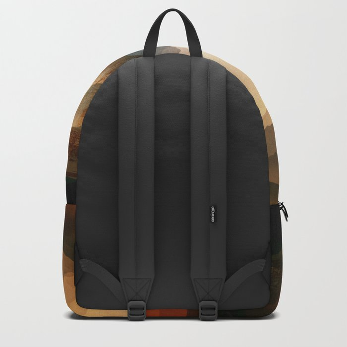 Quiet Heat Backpack