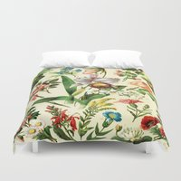 botanical Duvet Covers featuring Botanical by bbay