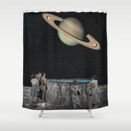 Landing Shower Curtain