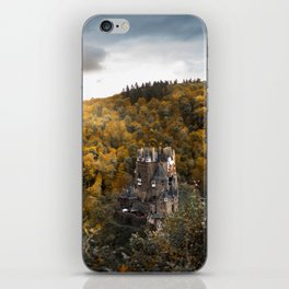 Castle in the Woods 3 iPhone Skin