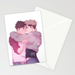 In Pink Stationery Cards