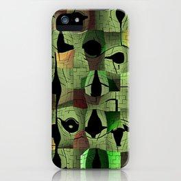 The puzzle iPhone Case