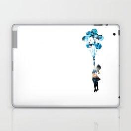 Banksy Balloon Girl Laptop & iPad Skin