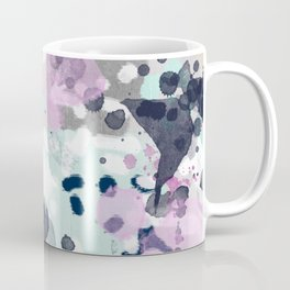 Elsie - modern abstract painting trendy home dorm college decor canvas art Coffee Mug