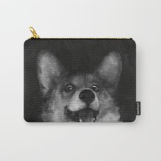 Sausage Fox Carry-All Pouch
