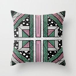 Hyp-no-tize Throw Pillow