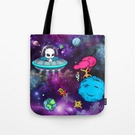 Space Buddies Tote Bag
