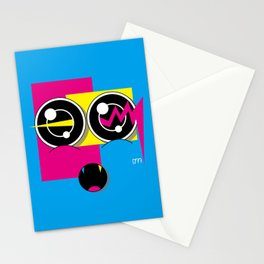TRiii (Original Characters Art by AKIRA) Stationery Cards
