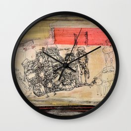 Grocery Shopping is Hard Wall Clock