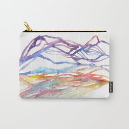 Varenna Sunset Carry-All Pouch