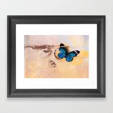 A beautiful stain... Framed Art Print