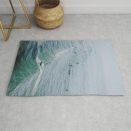 lets surf ix Rug